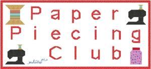 paper piecing club