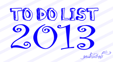sewhooked to do 2013