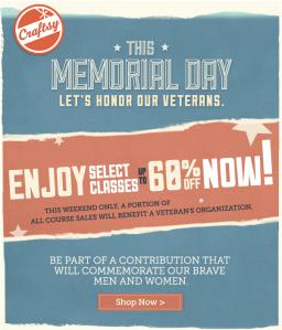 Memorial Day - Veterans