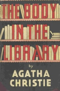 the body in the library agatha christie
