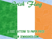 irish flag 2017