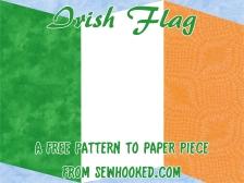 irish flag 2017