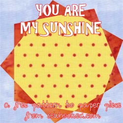 you are my sunshine 2017