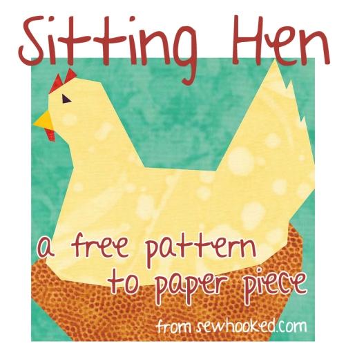 sitting hen 2017