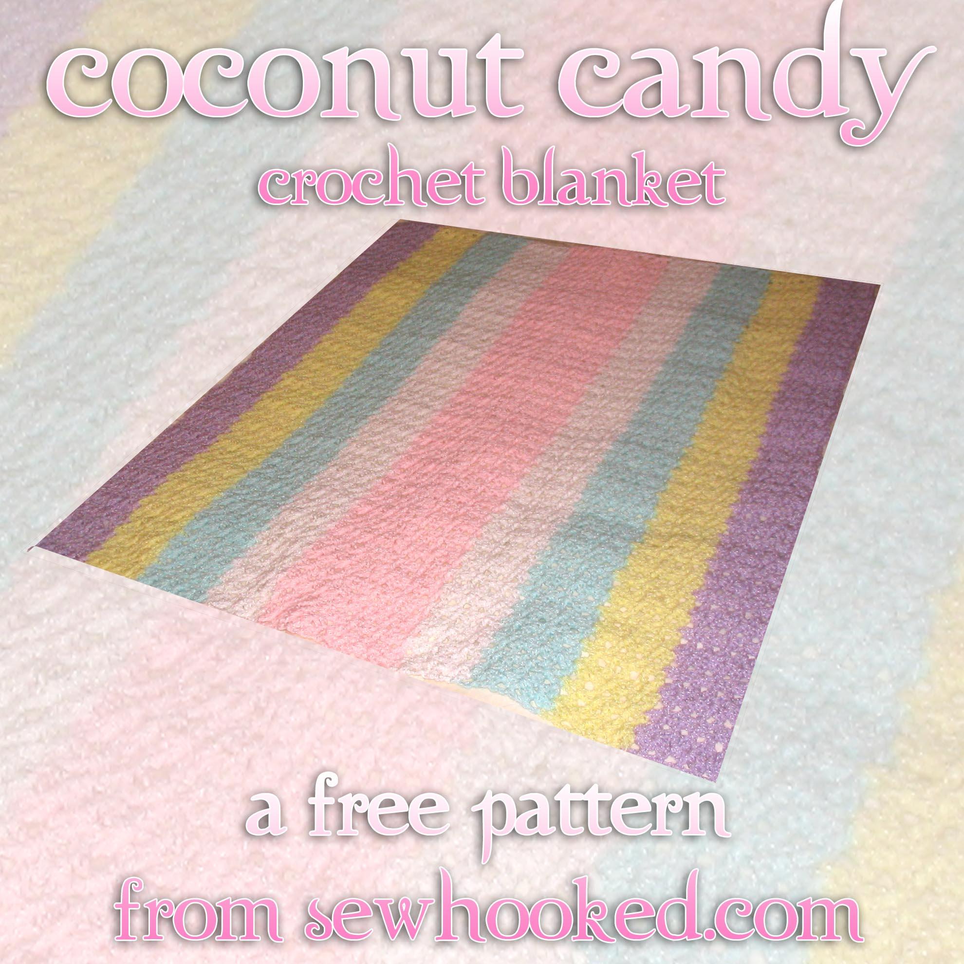 Coconut Candy Crochet 2005 title update