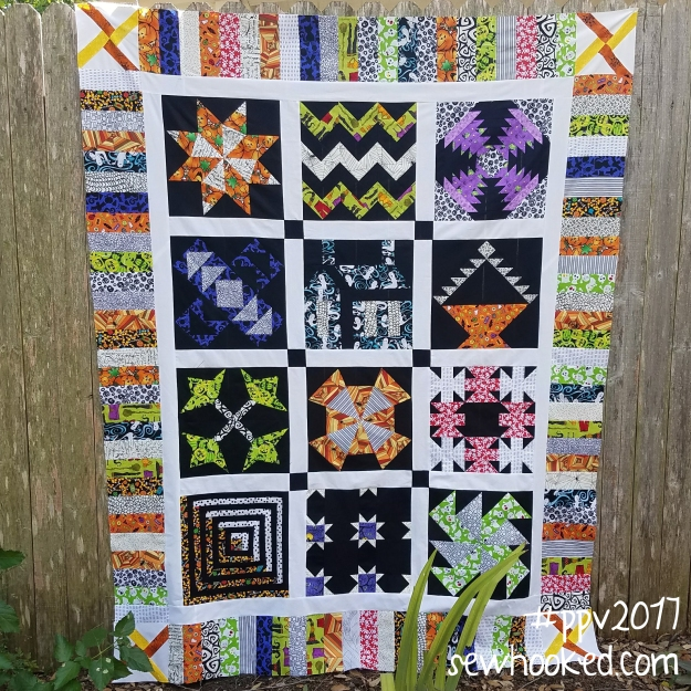 PPV 2017 before quilting