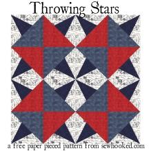 throwing stars title image
