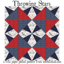 throwing stars title image