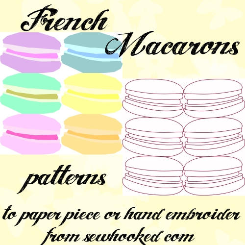 french macaron title