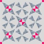 braided confetti grey