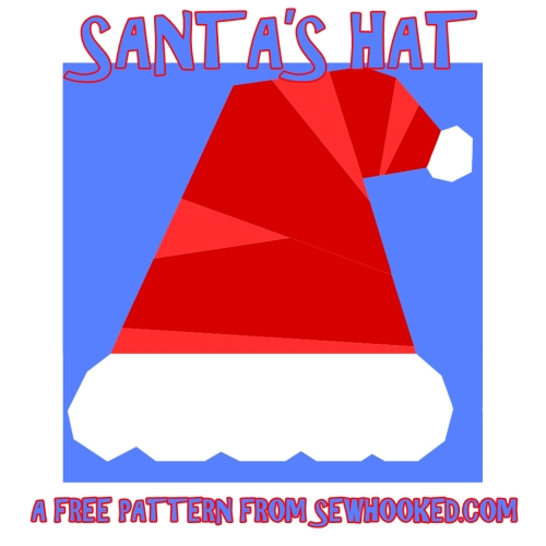 santa hat title