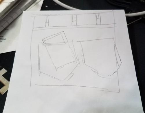 back pocket doodle