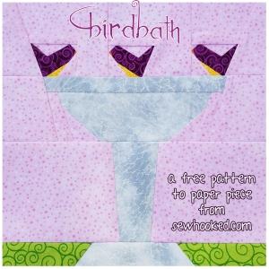 birdbath fabric title