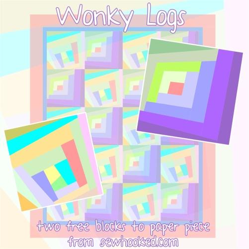 wonky log title