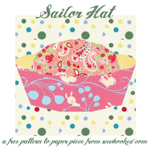 sailor hat title