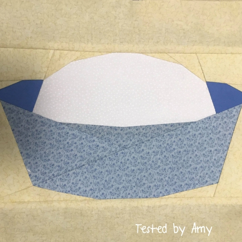 Tested Sailor Hat by Amy Wondaal