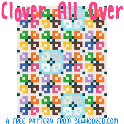 Clover All Over quilt