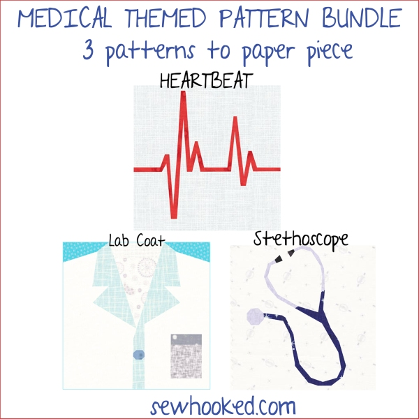medical pattern bundle title