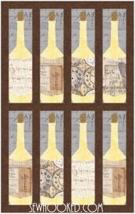 just wine bottles