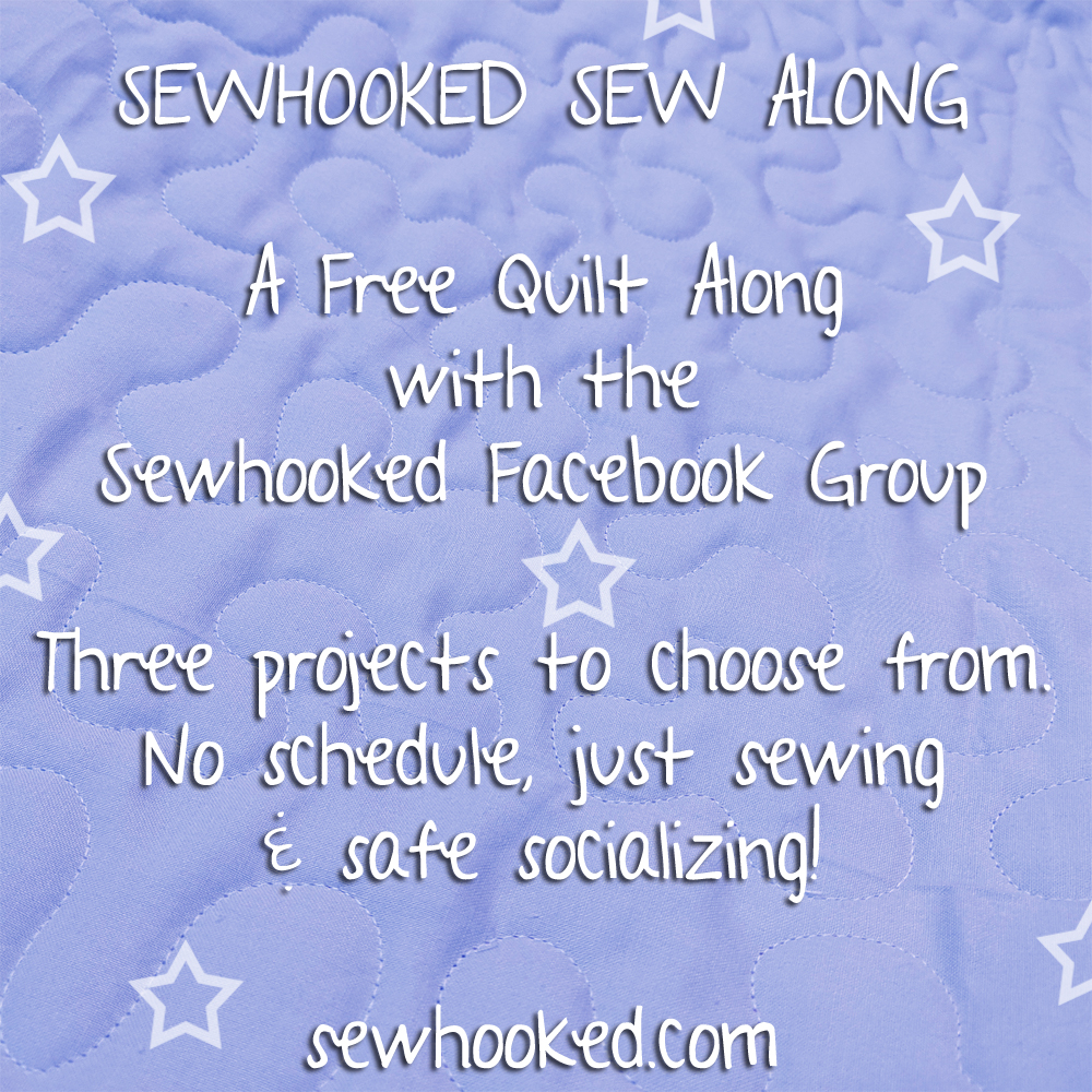 sewhooked sew along 2020